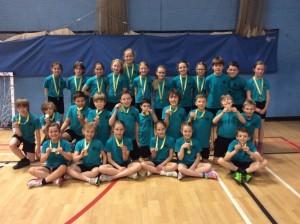 Winners: Dunmow St Mary's